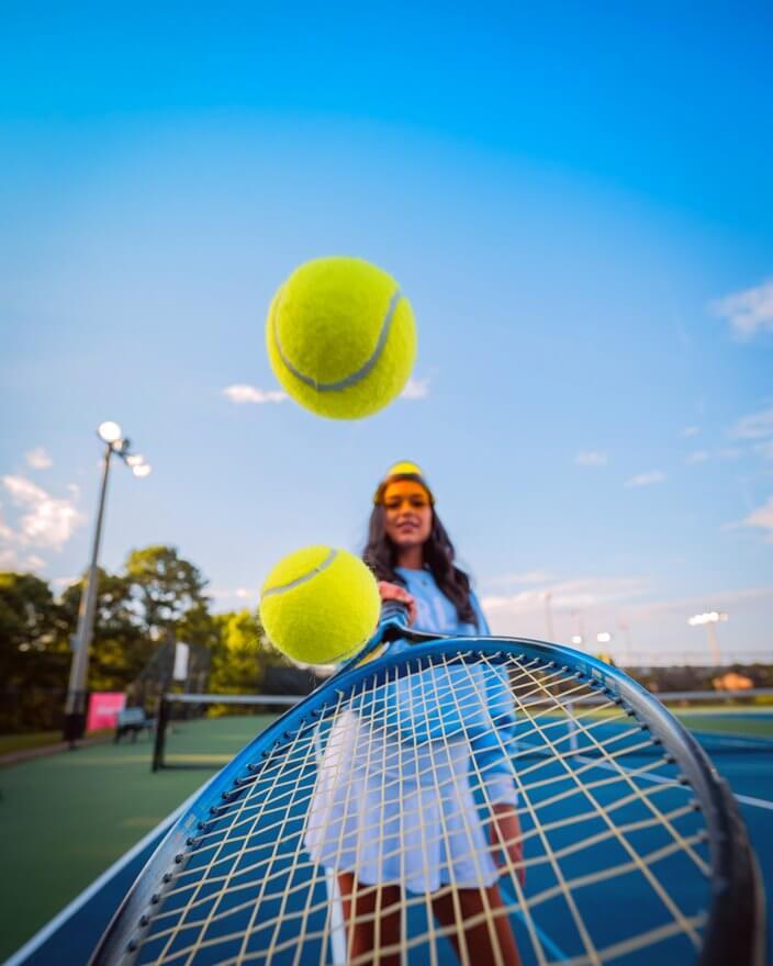 Antrenament tenis de camp Academia Victor Hanescu