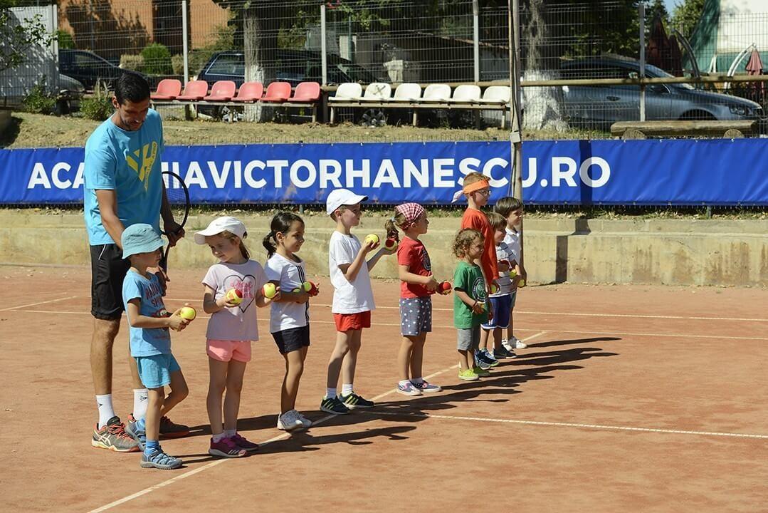 Academia Victor Hanescu lanseaza AVH KIDS